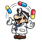 New trademarks for Dr. Mario